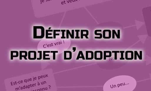 Définir son projet d'adoption