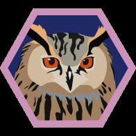 Hou-hou Badge niveau 1