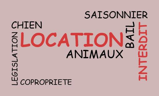 Locations et animaux