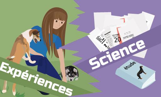 Science VS Expériences